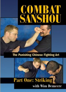 Combat Sanshou, striking
